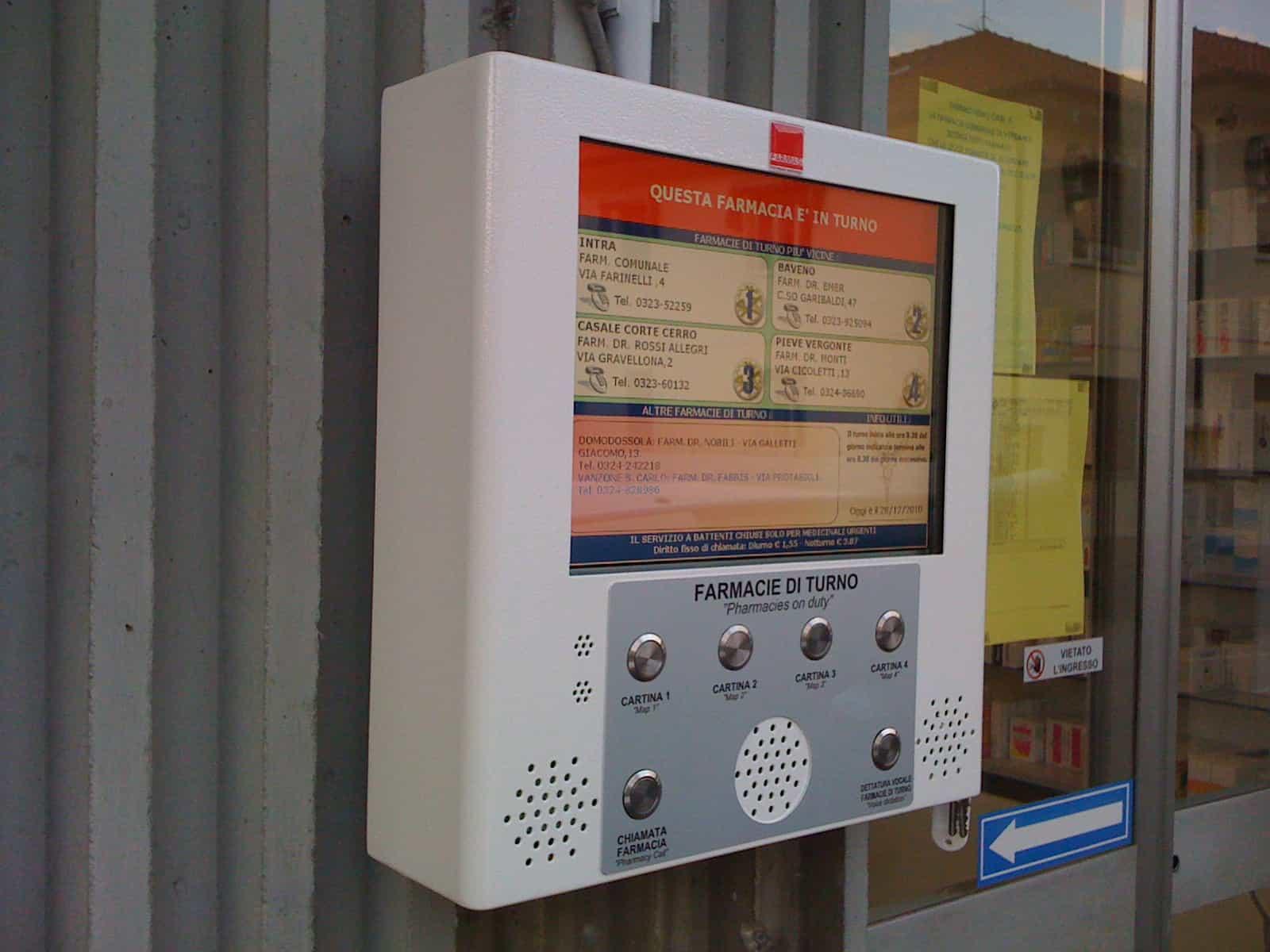 Federfarma Genova – convenzione Bacheca Elettronica Farmasi