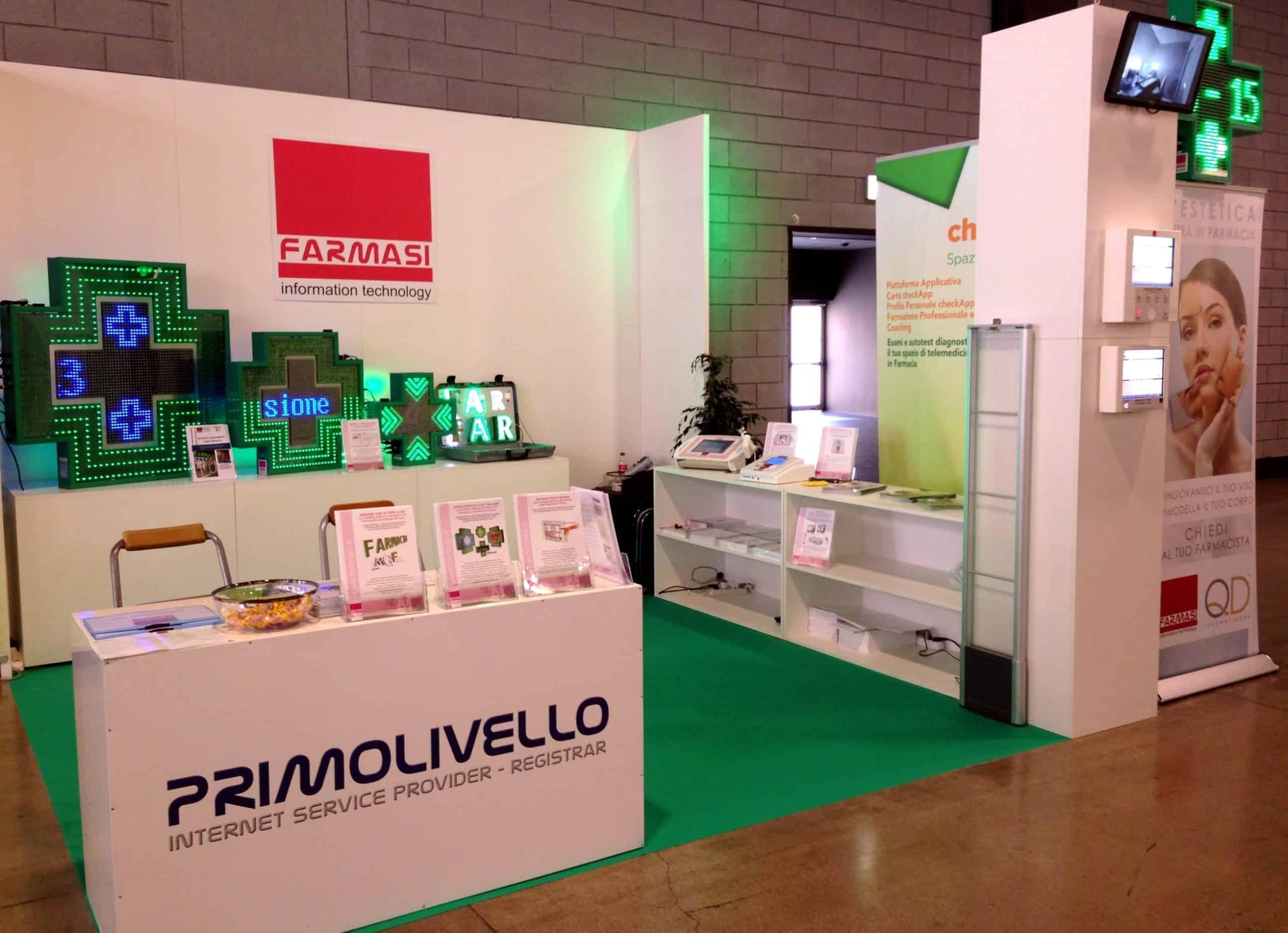 Farmasi a Pharma-IT a Vicenza dall'11 al 13 aprile